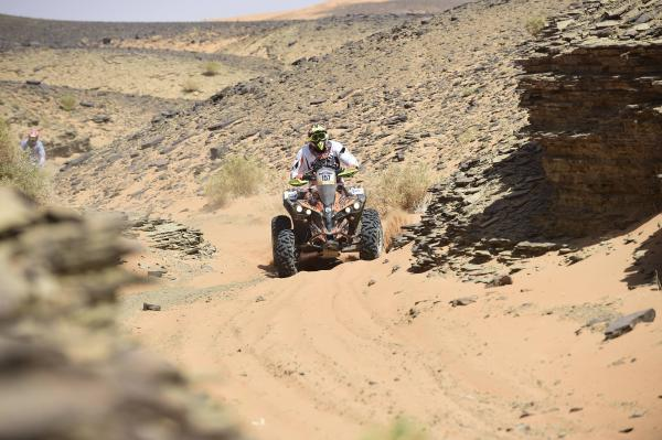 Merzouga Rally 2018 Lindner Arkadiusz 02